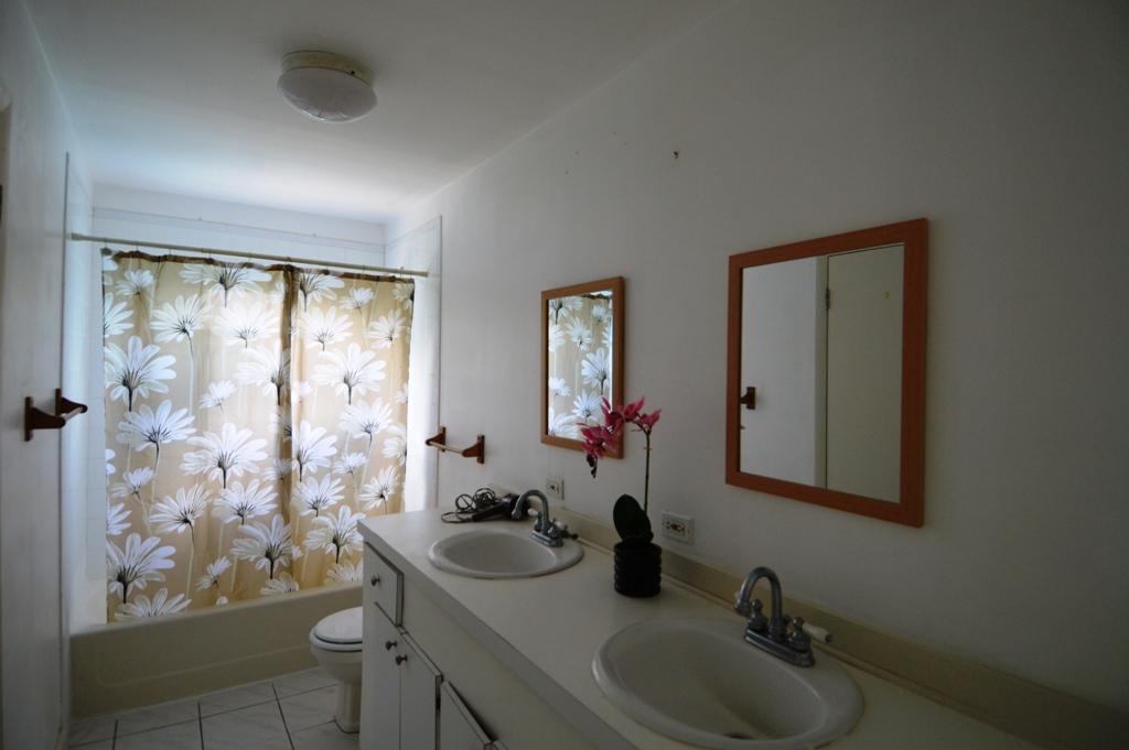 master bedroom bathroom/guest bath